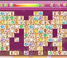 Mahjong Dream Pet Link