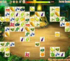 Mahjong Farm Connect 3