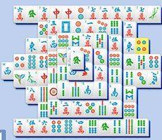 Internet Web mahjong