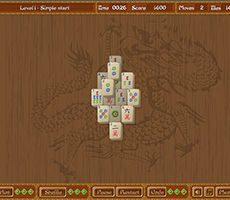 Klassisches Mahjong