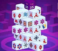 Mahjong Dark Dimensions 15 minutes
