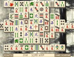 Mahjong Solitaire Classic online spiele