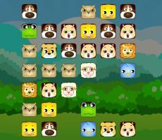 Mahjong Tiere