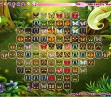 VFL Mahjong Schmetterling